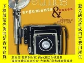 二手書博民逛書店Journalism罕見Ethics: Arguments And Cases-新聞倫理:論據與案例Y4366