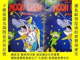 二手書博民逛書店DOCTOR罕見LUNAR and the MOON CREW part 第1、2冊共2冊Y254800 DO