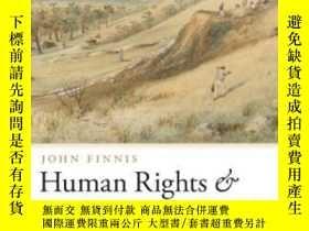 二手書博民逛書店Human罕見Rights And Common GoodY256260 John Finnis Oup Uk