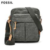 ↖400折價券 現領現折↘ FOSSIL Defender 磨砂灰輕量款帆布城市包