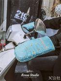 摩托車手套女學生電瓶車把套防寒防水保暖冬季可愛小碎花護手把套