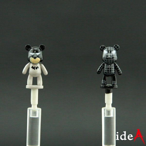 暴力熊 Gloomy 英雄系列全身版直立式耳機孔防塵塞 耳機塞 iPhone HTC Samsung SONY