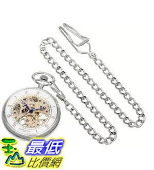 [美國直購] 手錶 Charles-Hubert, Paris Open Face Mechanical Pocket Watch