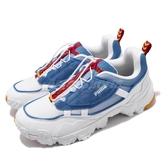 Puma 休閒鞋 Trailfox Overland Sonic 白 藍 男鞋 聯名款 音速小子 運動鞋 越野 【ACS】 37343101