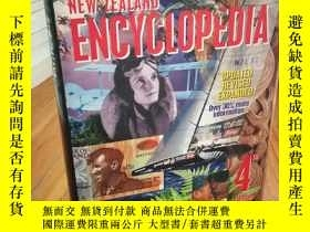 二手書博民逛書店Bateman罕見New Zealand Encyclopedi