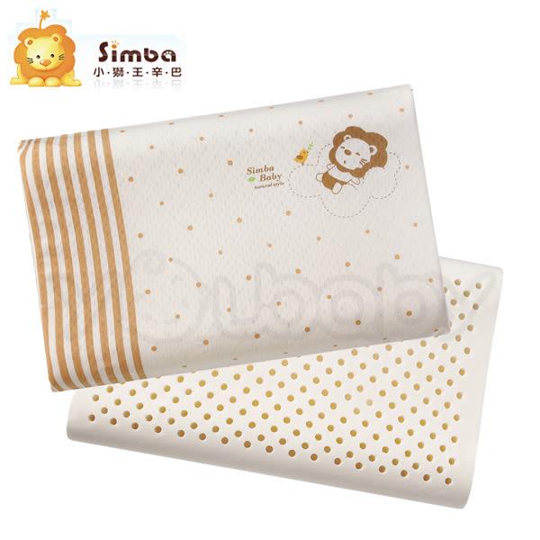 小獅王辛巴 Simba 有機棉乳膠舒眠枕(L)