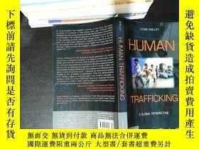 二手書博民逛書店Human罕見Trafficking 【內頁有劃線筆記】Y167411 Louise Shelley 著 C