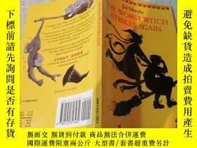 二手書博民逛書店The罕見Worst Witch Strikes Again最壞的女巫又來了。Y200392