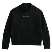 Adidas 愛迪達 CREW HD LNG  長袖上衣 DT2395 女 健身 透氣 運動 休閒 新款 流行