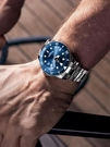 瑞士年新款黑綠水鬼十大名牌綠水怪手錶男士全自動機械錶 智慧e家 新品
