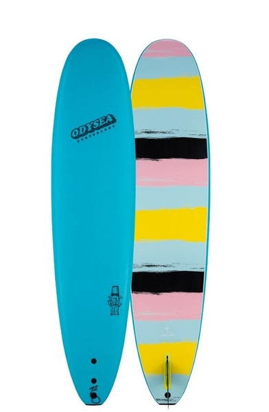Catch Surf 70 軟式衝浪板Odysea 7-0 Plank- Single Fin(藍)