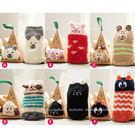 珊瑚絨寶寶襪 卡通防滑地板襪-禮盒裝 S...