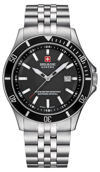 Swiss Military Hanowa瑞士軍錶-Flagship系列(手錶 男錶 女錶 Watch)-台灣總代理公司貨-原廠保固兩年