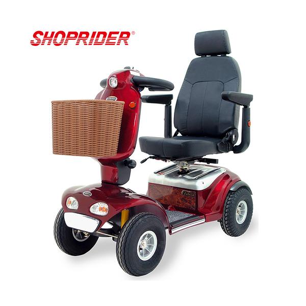 (免運) SHOPRIDER 電動代步車 豪華高背款 TE-889SLF 代步車 (可私訊詢問) 【生活ODOKE】