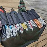 Lowden 帳篷10格(色標版)骨架專用收納袋(特價$1800)