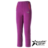 Polarstar 兒童保暖長褲『紫紅』MIT│排汗│透氣│保暖 P16401