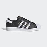 Adidas Superstar [FZ0058] 男女鞋 運動 休閒 慢跑 貝殼 復古 經典 情侶 穿搭 愛迪達 黑白