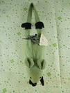 【震撼精品百貨】老鼠~造型提袋-綠色(小)