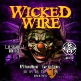 【缺貨】Kerly 冰火弦 KXW-1050 美製電吉他弦 Wicked Wire系列 (10-50)