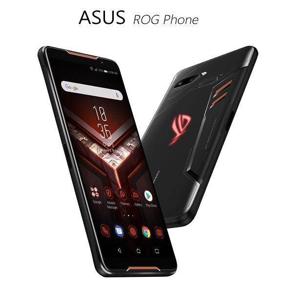 ASUS ROG Phone (ZS600KL) 8G/512G 電競手機~送玻璃保護貼+ASUS原廠遊戲控制器