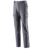 【速捷戶外】台灣Wildland 荒野 0A22396-54 男RE彈性直筒多口袋保暖長褲-黑色