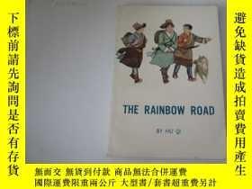 二手書博民逛書店THE罕見RAINBOW ROAD(五彩路)(英文版) 1981