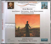 【正版全新CD清倉  4.5折】海頓:創世紀(Ivor Bolton波頓,莫札特管弦樂團)(BBC四星)(2SACD)
