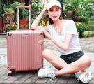 迷你行李箱女男士18吋小型拉桿箱子韓版小...