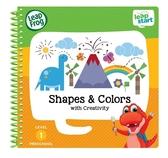美國【LeapFrog 跳跳蛙】幼兒1-形狀與顏色