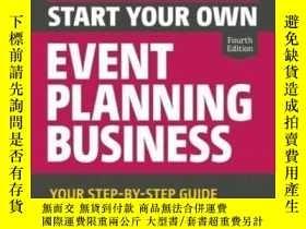 二手書博民逛書店Start罕見Your Own Event Planning B