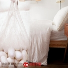 【LUST】 【100% 長纖桑蠶絲-冬被 3.1公斤】360T柔軟綿布【紅牌等級】蠶絲國家認證