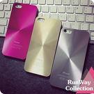 【R】韓國鐳射 Iphone6 5s 拉絲金屬 CD紋 三星 S6 手機殼 蘋果6plus 磨砂硬殼
