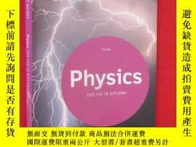 二手書博民逛書店IB罕見Physics: Study Guide: For th