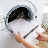 【BlueCat】簡約防變形網狀密孔型洗衣袋(中號)