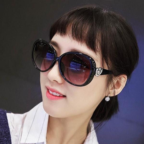 太陽鏡 防紫外線新款眼鏡網紅明星潮太陽鏡款女士個性正韓墨鏡墨鏡GM優雅 聖誕鉅惠8折