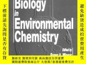 二手書博民逛書店Applications罕見of Molecular Biology in Environmental Chemi