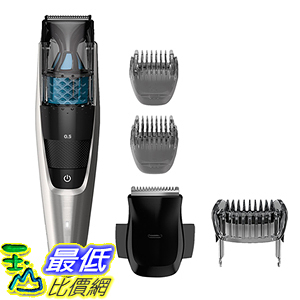 [美國直購] Philips Norelco Beard trimmer Series 7200, Vacuum trimmer BT7215/49 電動刮鬍刀
