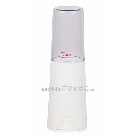 asdfkitty*日本pearl clove 白色可拆式筷筒/筷桶/筷籠-日本製