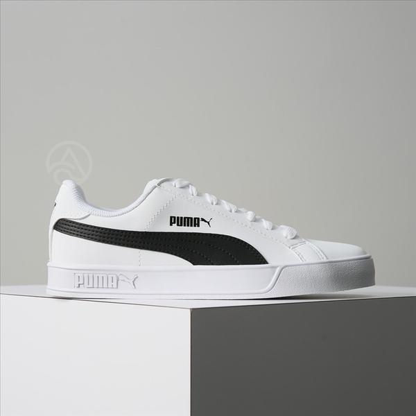 Puma SMASH VULC 經典黑白 運動 百搭 休閒鞋 359622-05