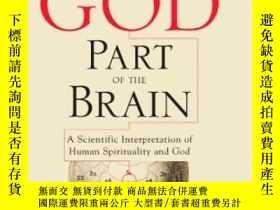 二手書博民逛書店God罕見Part Of The BrainY256260 Alper, Matthew Sourcebook