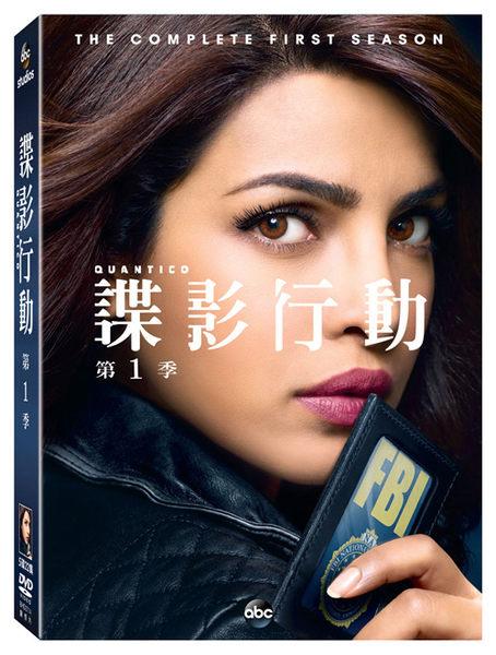諜影行動 第1季 DVD 歐美影集 (購潮8)