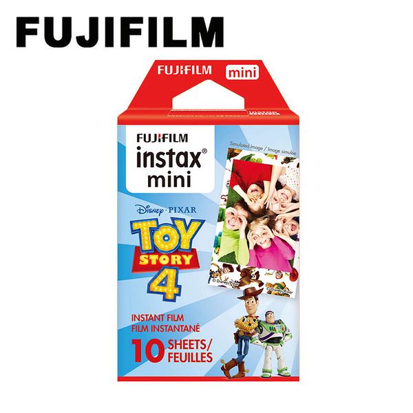 FUJI 拍立得底片-玩具總動員4藍盒
