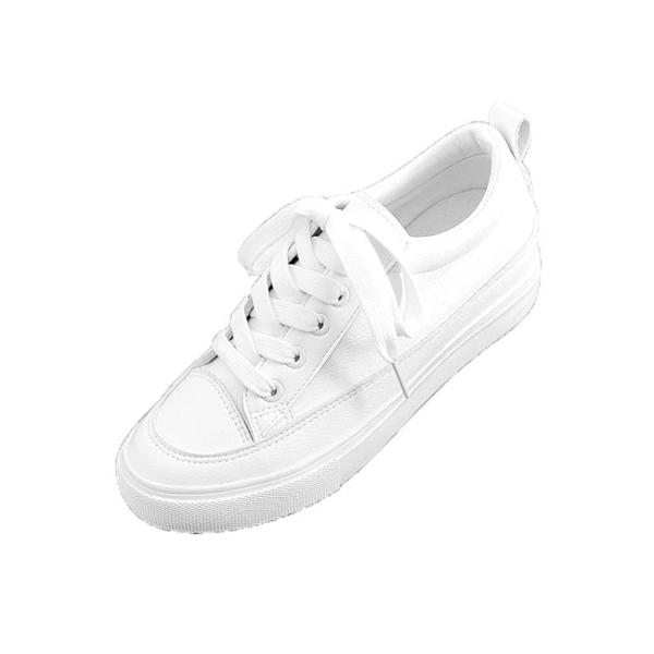 內增高小白鞋女新款百搭鞋子板鞋夏
