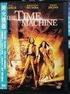 挖寶二手片-I03-001-正版DVD-電影【時光機器】-揚西艾瑞斯 蓋皮爾斯 傑瑞米艾朗(直購價)