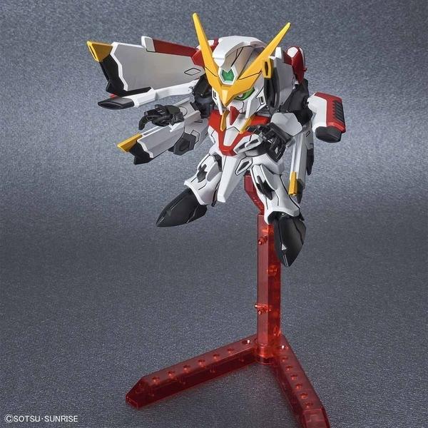 鋼彈模型 SDCS 鳳凰鋼彈 骨架可換 G世代原創機 BB戰士TOYeGO 玩具e哥