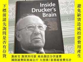 二手書博民逛書店Inside罕見Druckers BrainY179763 JEFFREY A.KRAMES PORTFOLI