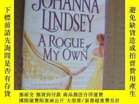 二手書博民逛書店A罕見Rogue of My OwnY85718 Johanna