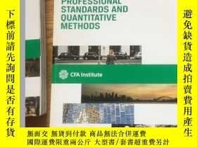 二手書博民逛書店CFA罕見2013 ethical and profession