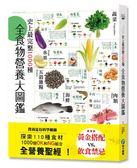 史上最完整1000種全食物營養大圖鑑:營養是有科學根據,探索110種食材,1000個OK..