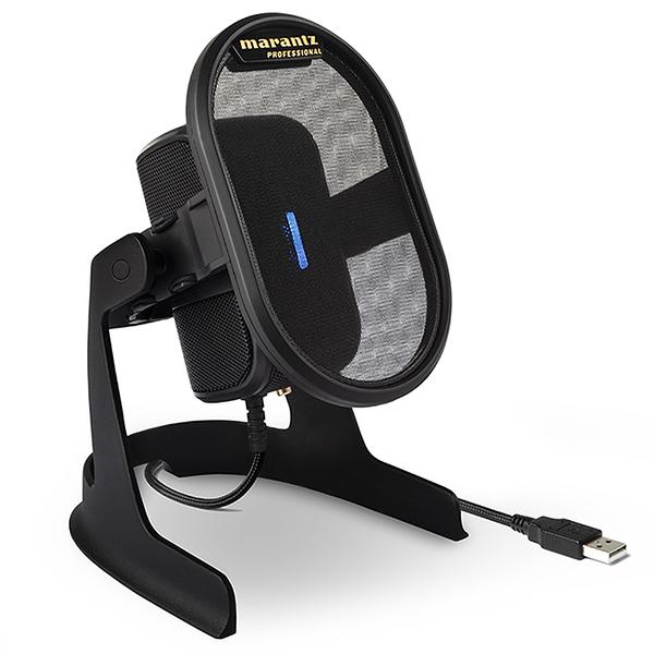 MARANTZ PRO Umpire USB 電容式麥克風/桌上型